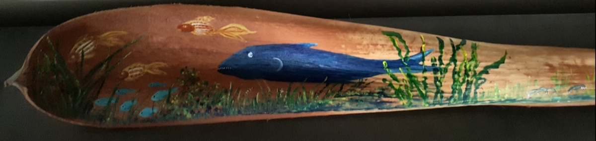 Fish in a Pod, SOLD